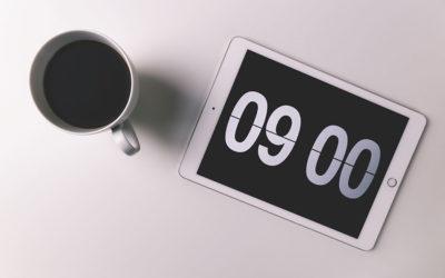 Neues Projekt – Marktscreening Cloud-basierte Zeiterfassung