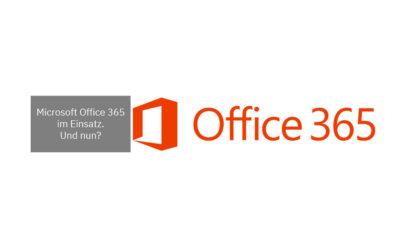 Microsoft Office 365 als Teil der Digitalisierungsstrategie