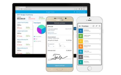 Produktstammdaten aus Excel – mit Microsoft Office 365 mobil nutzen (PowerApps)