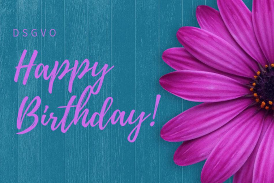 Koester Econsulting Happy Birthday DSGVO 02