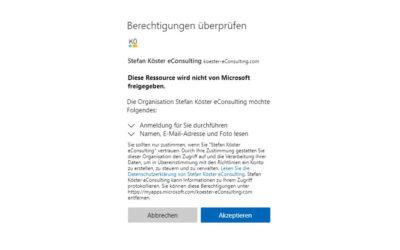 Microsoft Teams – DSGVO-konforme Betroffeneninformationen erteilen