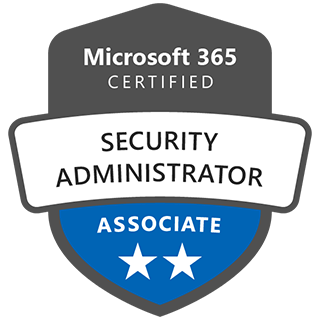 Stefan Koester Microsoft365 Security Administrator Associate