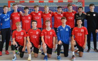 Köster eConsulting sponsort Jugendhandballmannschaft